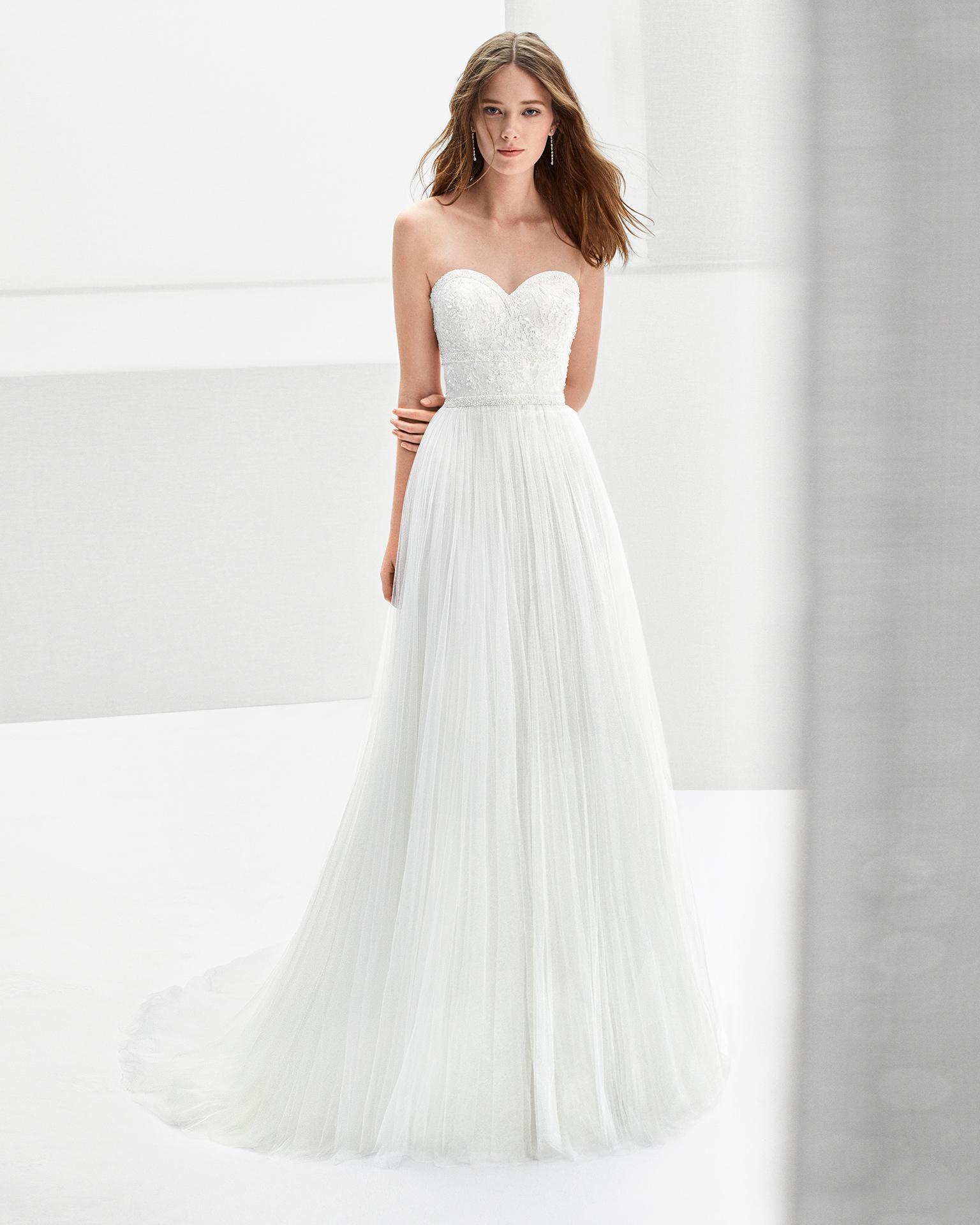 5d3cdb7477b6 Vendita abiti da sposa Alma Novia collezione